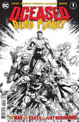 DC Comics's DCeased: Dead Planet Issue # 1 - 2nd print