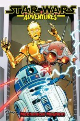 IDW Publishing's Star Wars Adventures TPB # 5