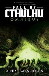 BOOM! Studios's Fall of Cthulhu Omnibus Soft Cover # 1