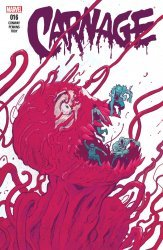 Marvel Comics's Carnage Issue # 16