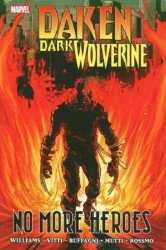 Marvel Comics's Daken: Dark Wolverine Hard Cover # 4