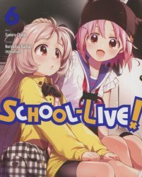 Yen Press's School-Live Soft Cover # 6