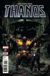 Marvel Comics's Thanos Issue # 5