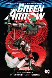 DC Comics's Green Arrow Hard Cover # 1