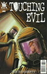Source Point Press's Touching Evil Issue # 6
