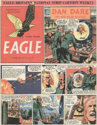 Hulton's Eagle: National Strip Cartoon Weekly Issue # 47