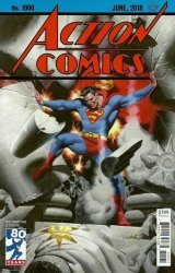 DC Comics's Action Comics Issue # 1000b