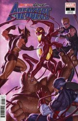 Marvel Comics's Absolute Carnage: Avengers Issue # 1c