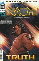 DC Comics's Naomi Issue # 2