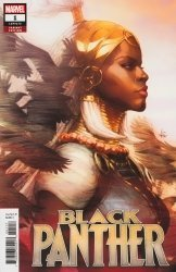 Marvel Comics's Black Panther Issue # 1x