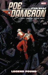 Marvel Comics's Poe Dameron TPB # 4