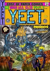 C.O.P. Comics's Yeet Issue # 17