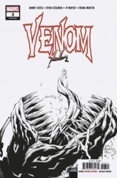 Marvel Comics's Venom Issue # 3 - 4th print