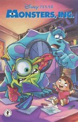 Dark Horse Comics's Monsters, Inc. Issue # 1
