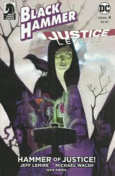 Dark Horse Comics's Black Hammer / Justice League: Hammer of Justice Issue # 4b