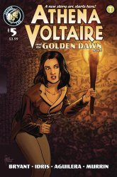 Action Lab Entertainment's Athena Voltaire and the Sorcerer Pope Issue # 5