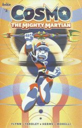 Archie Comics Group's Cosmo: Mighty Martian Issue # 5