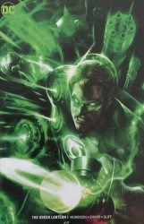 DC Comics's Green Lantern Issue # 1frankies-b