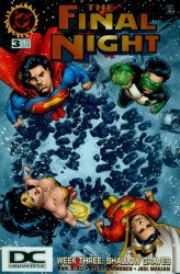 DC Comics's The Final Night Issue # 3b