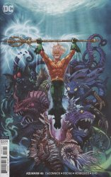 DC Comics's Aquaman Issue # 46b