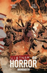 Behemoth Entertainment LLC's Vietnam Horror Issue # 2