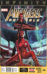Marvel Comics's Avengers Assemble Issue # 19b