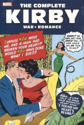 Marvel Comics's The Complete Kirby: War And Romance Hard Cover # 1b