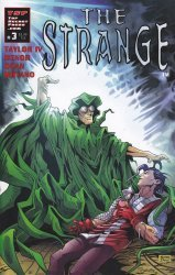 Top Secret Press Inc's The Strange Issue # 3b