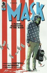 Dark Horse Comics's The Mask: I Pledge Allegiance To The Mask Issue # 1b