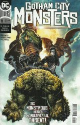 DC Comics's Gotham City: Monsters Issue # 1