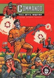Rebellion's Rebellion Digest: The Best of Steel Commando TPB # 1