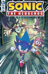 IDW Publishing's Sonic the Hedgehog Issue # 15