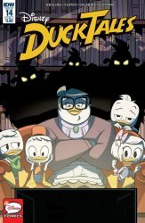 IDW Publishing's DuckTales Issue # 14