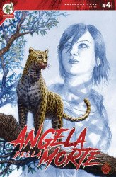 Red 5 Comics's Angela Della Morte Issue # 4