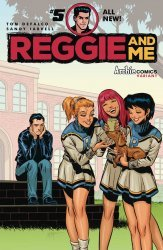 Archie Comics Group's Reggie And Me Issue # 5b
