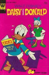 Gold Key's Daisy and Donald Issue # 3whitman