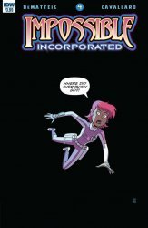 IDW Publishing's Impossible Inc. Issue # 4