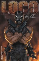 Coffin Comics's La Muerta: Vengeance Issue # 1i