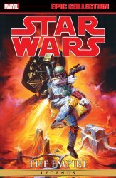Marvel Comics's Star Wars Legends: Epic Collection - The Empire TPB # 4