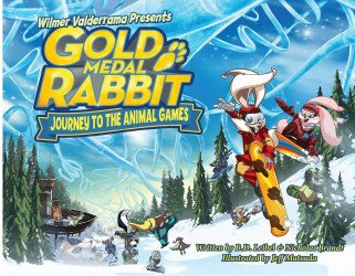 Fantasy Prone LLC's Gold Medal Rabbit Hard Cover # 1