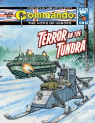 D.C. Thomson & Co.'s Commando: For Action and Adventure Issue # 5083
