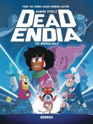 Nobrow Press's Deadendia Soft Cover # 2