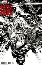 Marvel Comics's King in Black Issue # 1o