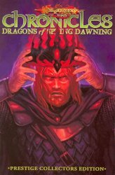 Devil's Due Publishing's Dragonlance Chronicles: Dragons of Spring Dawning Issue # 11b