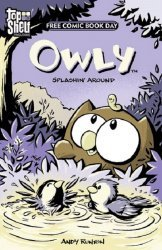 Top Shelf Productions's Owly: Splashin' Around Issue # 1