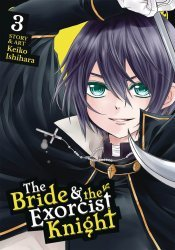 Seven Seas Entertainment's The Bride & The Exorcist Knight Soft Cover # 3