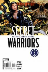 Marvel's Secret Warriors Issue # 3