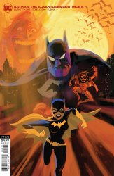 DC Comics's Batman: Adventures Continue Issue # 8b