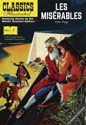 Classics Illustrated Comics's Classics Illustrated: Les Miserables Hard Cover # 1