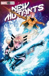 Marvel Comics's New Mutants Issue # 13unknown-a